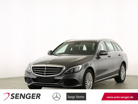 Mercedes C 180 T Exclusive Spiegel-Paket