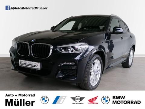 BMW X4 xDrive30iA M Sport Komfortzug