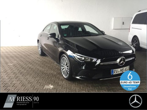 Mercedes-Benz CLA 200 Progressive MBUX NavPrem