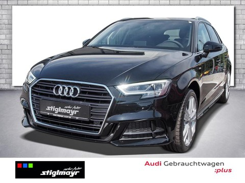 Audi A3 Sportback sport 35 TFSI 18`