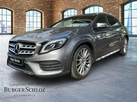 Mercedes-Benz GLA 180 AMG °