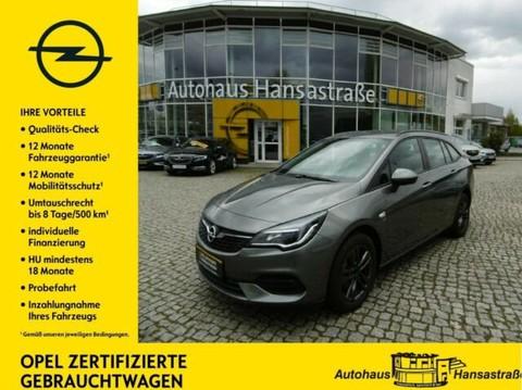 Opel Astra 1.2 ST Turbo 96kW Edition WINTERPAKET