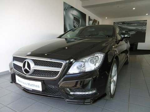 Mercedes CLS 250 BE - AMG