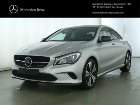 Mercedes-Benz CLA 180 URBAN-NIGHT-DCT7---