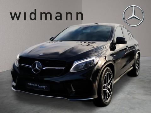 Mercedes-Benz GLE 43 AMG Coupé Fahrassist °