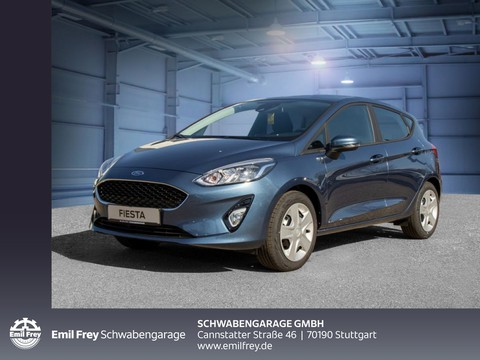 Ford Fiesta 1.0 EcoBoost Cool & Connect