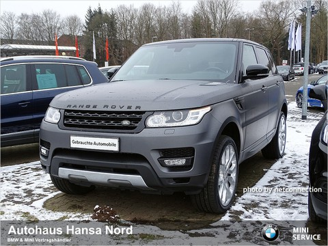 Land Rover Range Rover Sport SDV6