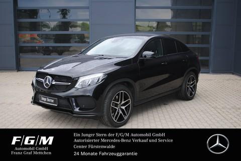 Mercedes-Benz GLE 500 AMG COM TV Mem Airmati