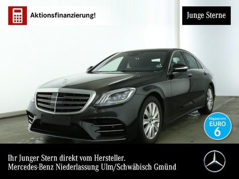 Mercedes-Benz S 450 AMG ° IndivEntertain