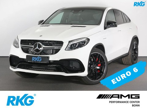 Mercedes GLE 63 AMG S AMG Coupé Harman Sitzklima
