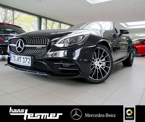 Mercedes SLC 43 AMG Harman K