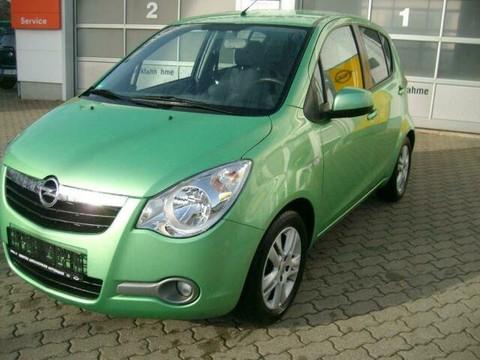 Opel Agila EDITION AT4