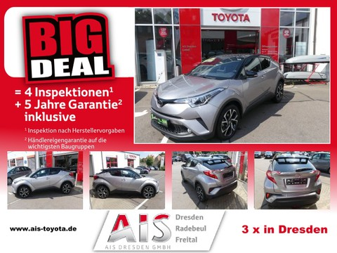 Toyota C-HR 1.2 Turbo Style Selection 4x2