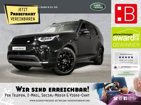 Land Rover Discovery 3.0 l SD6 HSE PRO MERIDIAN BLACK PACK 20