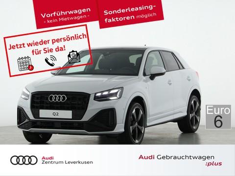 Audi Q2 35 TFSI S line VIRTUEL