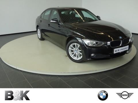 BMW 318 dA Limousine