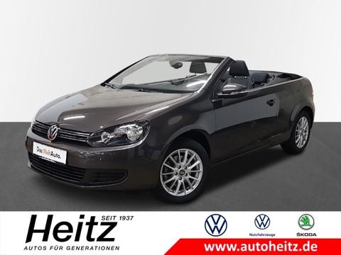 Volkswagen Golf 1.2 TSI Cabriolet el
