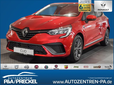 Renault Clio R S Line TCe 100 Easy-Link
