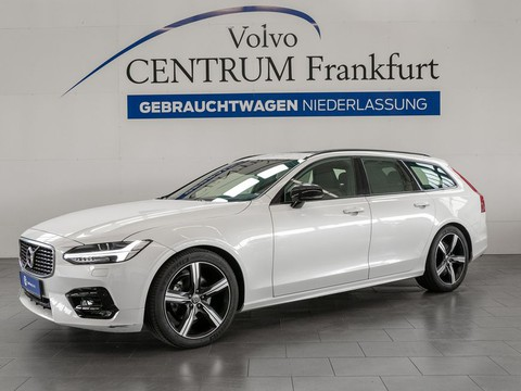Volvo V90 D5 AWD R-Design Xenium-Paket