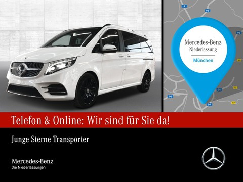 Mercedes-Benz V 300 AVANTGARDE EDITION 2x elektr Türen