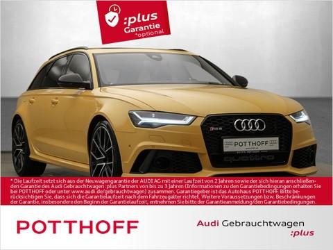 Audi RS6 4.0 TFSi Avant plus performance Sportpaket