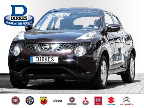 Nissan Juke 1.5 Visia Plus dCi met