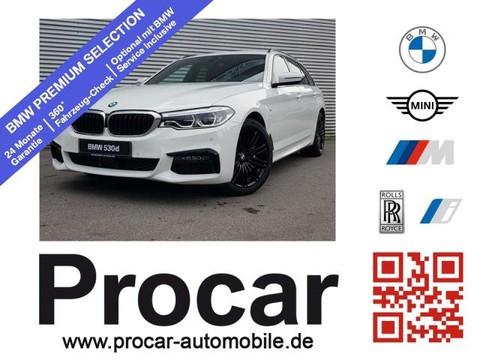 BMW 530 d M Sport Adapt 19