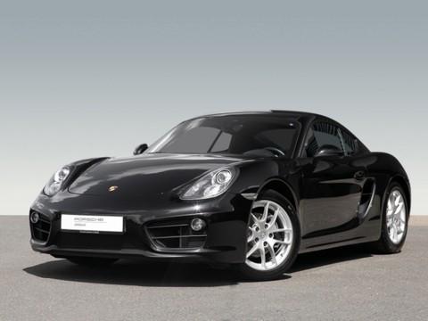 Porsche Cayman Package Plus