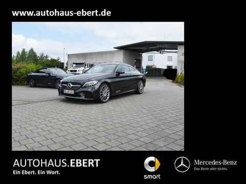 Mercedes-Benz C 220 d AMG Coupé ° PSD