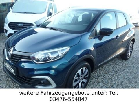 Renault Captur TCe 150 verfügbar
