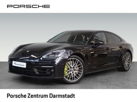 Porsche Panamera 4S E-Hybrid Hinterachslenkung