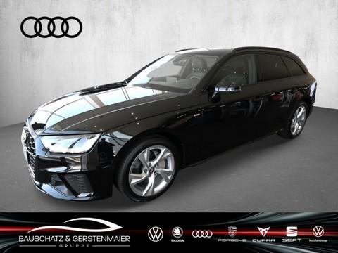 Audi A4 Avant S line 40 TDI