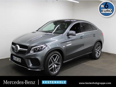 Mercedes GLE 350 d Cp AMG Line Airmat
