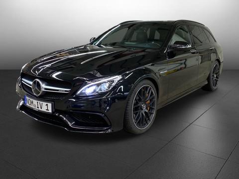 Mercedes-Benz C 63 AMG 4.0 T V8