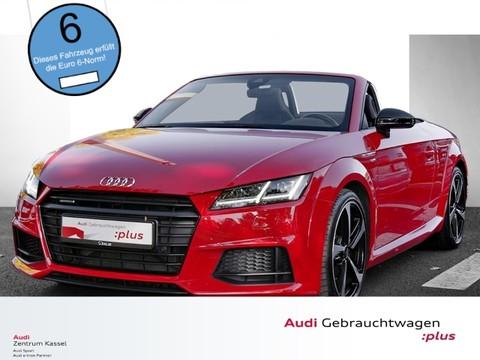 Audi TT 2.0 TFSI qu Cabrio S-Line S-Sitze