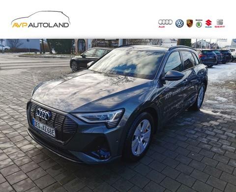 Audi e-tron 50 quattro S line |