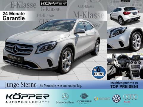Mercedes-Benz GLA 220 d Urban Automatik