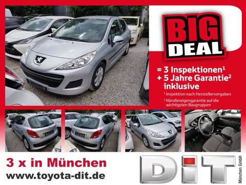 Peugeot 207 1.6 16V HDi 90 Te Big Deal