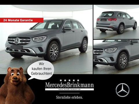Mercedes-Benz GLC 200 ° MBUX BUSINESS