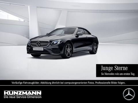 Mercedes-Benz E 450 Cabrio AMG Night °