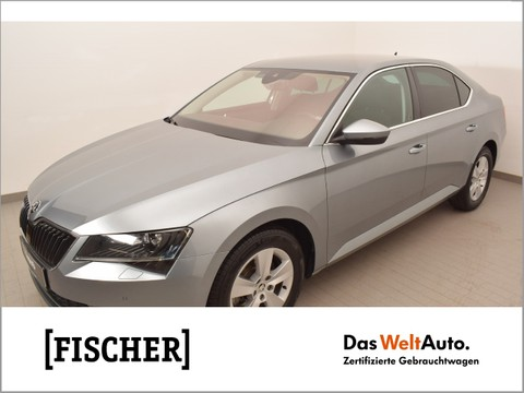 Skoda Superb 2.0 TDI Ambition Beheizb Frontsch Multif Lenkrad
