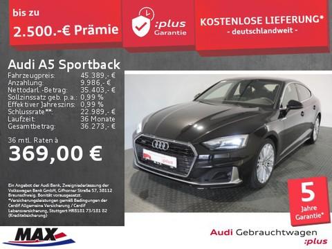 Audi A5 Sportback 50 TDI ADVANCED QUATTRO VC