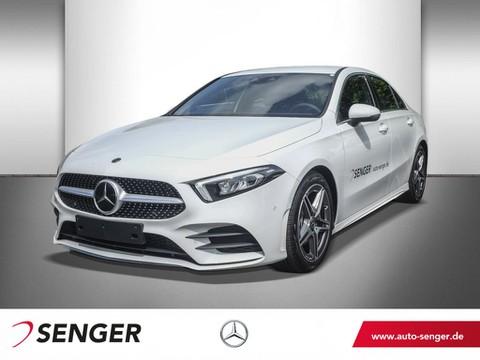 Mercedes-Benz A 200 d AMG Line MBUX-HighEnd AssistenzP