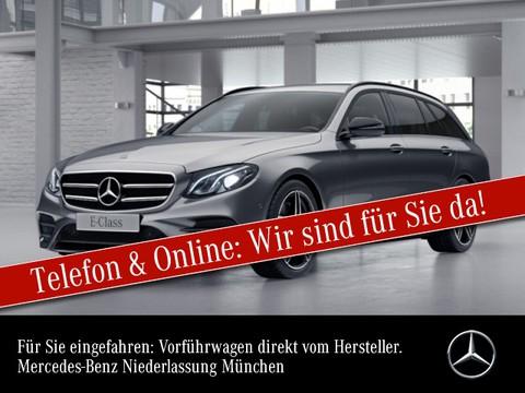 Mercedes-Benz E 200 T AMG Burmester Night