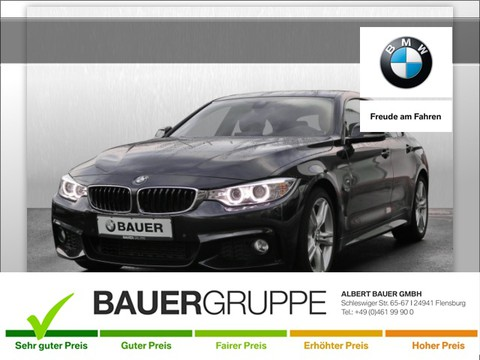 BMW 425 d Gran Coupé M Sport
