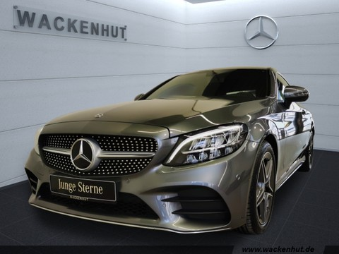 Mercedes-Benz C 200 Coupe AMG SMARTPHONE SITZK