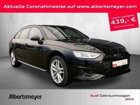 Audi A4 Avant Sport 40TDI OPTIKPAKET