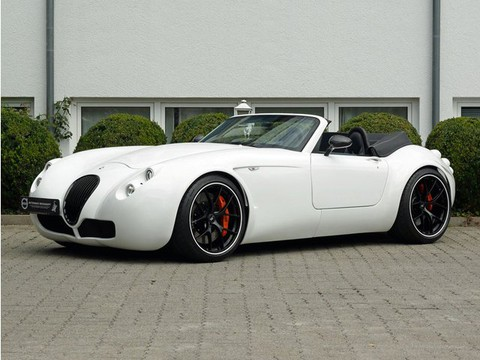 Wiesmann MF 5 Road FI Movit Viele Extras Carbon