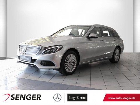 Mercedes C 300 T h Exclusive Spur-Paket