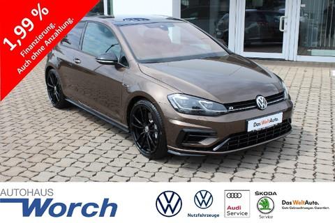 Volkswagen Golf VII R Sonderlack Perform Paket